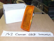 Vauxhall Cavalier Mk 2 Offside Front Indicator ( New Old Stock )