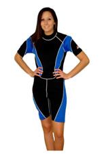 Women's Shorty Wetsuit 3MM XL Model 9814