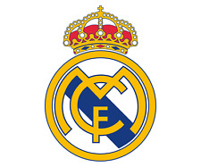 Officials programs REAL MADRID CF signed Players ultras foot stade signé