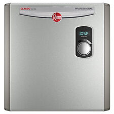 Rheem RTEX-24 240-Volt 3-Chamber 24kW Electric Tankless Water Heater