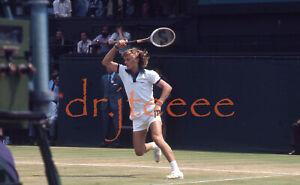 Bjorn Borg - 35mm Tennis Slide