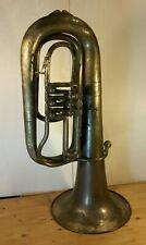 Basso Tuba antico Romeo Orsi Milano grande fascino
