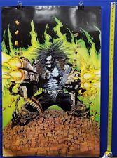 "Lobo Poster Simon Bisley  22"" by 34"" 1992 T"