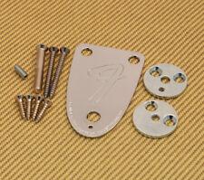 3BOLTKIT-B Fender USA 3-bolt Bass Neck Plate Kit 70s Telecaster Bass & J Bass