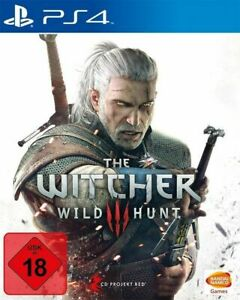 The Witcher 3: Wild Hunt - [PS4]