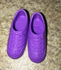 Barbie or Skipper Dark Purple Tennis Gym Vintage Athletic Shoes Flats Sneakers