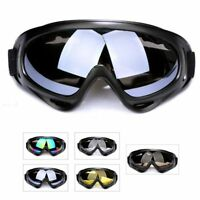 Airsoft Glasses Tactical Goggle Jet Ski Bike UV400 Bicycle Surfing Mask Safety