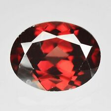 3.25 Ct NATURAL RED ZIRCON HEATED FROM CAMBODIA