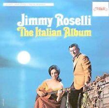 Italian Album by Jimmy Roselli (CD, Dec-1988, M & R)