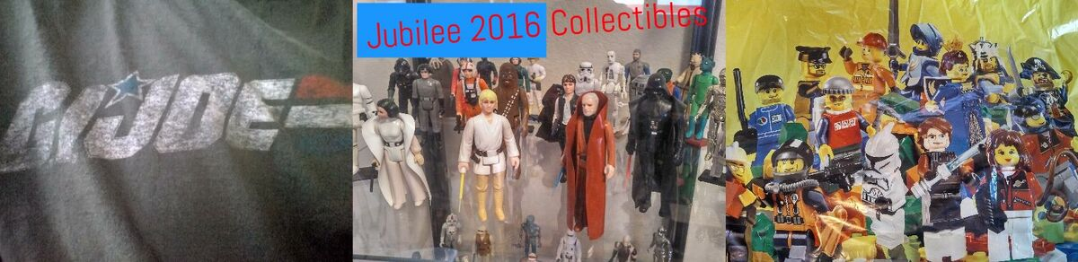 Jubilee 2016 Collectibles