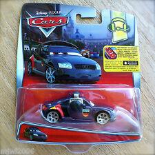 Disney PIXAR Cars OTTO BONN diecast WGP PIT CREW theme 4/9 Chief MaxSchnell INTL