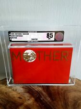Mother aka Earthbound Nintendo Famicom SNES Brand New VGA 85 Mint Sealed Case