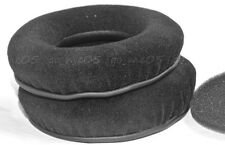 Velour Ear pads earpads cushion for Technics RP-DH1200 RPDH1200 1200 Headset uk