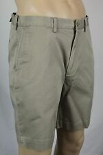 """Polo Ralph Lauren Beige Classic Fit 9"""" Chino Shorts NWT"""