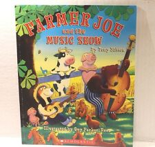 Farmer Joe and the Music Show by Tony Mitton - 2008 Paperback Children's Book