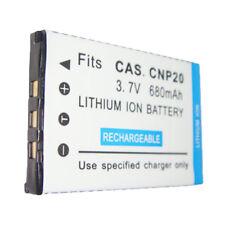 NP-20 Replacement Battery for CASIO EXILIM EX-S20 EX-S20U EX-S100 EX-S500 Camera