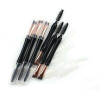 Best Double Sided Eye Brow Brush With Protective Caps