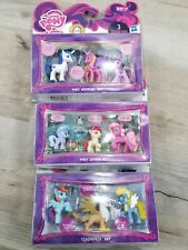My Little Pony Friendship is Magic Pony Wedding, Lesson, and Cloudsdale Set