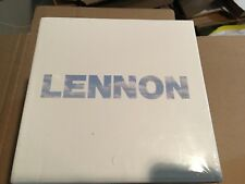 John Lennon /Signature 11CD Box Collector's Edition NEW sealed