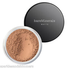 bareMinerals MATTE SPF 15 Loose Powder FOUNDATION 1.5g Mini MEDIUM TAN C30