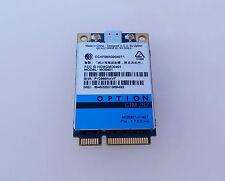 Option GTM382 HSDPA EDGE GPS Mini PCI-E 3G WWAN Wifi Wireless Card