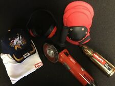 Hilti Dcg 500-S Angle Grinder, Likke New, Free Thermo, A Lot Of Extra, Fast Ship