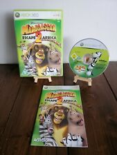 Madagaskar Escape 2 Afrika Xbox 360 *** Komplett & Spielen getestet *** FREE p&p