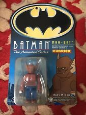 NEW Medicom Kubrick BATMAN The Animated Series 1 MAN-BAT FREE POSTAGE