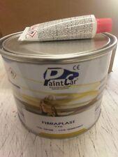 paintcar fibreglass  2k Glass Fibre Bridging Filler 2kg Fibreglass Car Body grp