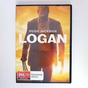 Logan Movie DVD Region 4 AUS Free Postage - Action Superhero
