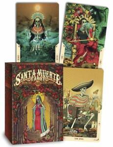 Tarot Santa Muerte Tarot By Fabio Listrani Editore LO SCARABEO