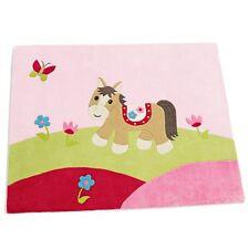 Kinderzimmer Baumwolle Teppich Paula das Pferd STERNTALER 96074