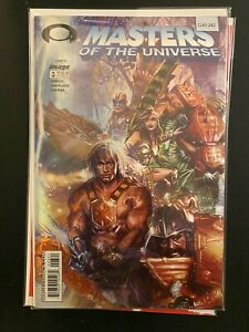 Masters of the Universe 3 Variant Cover High Grade Image Comic Book CL92-242