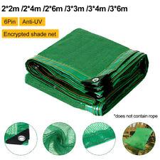 Anti-UV Sunshade Net Outdoor Garden Sunscreen Sunblock Shade Cloth Plant Cover