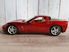 Maisto 2005 Chevy Corvette C6 Coupe 1:18 Scale Diecast Model Car