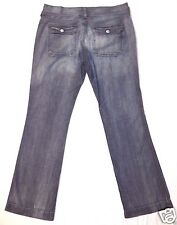 Diesel indigo denim blue jeans boot cut pants size 30 Flap pockets