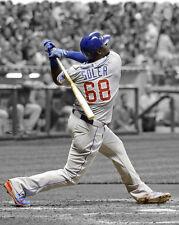Chicago Cubs JORGE SOLER Glossy 8x10 Photo Baseball Print Spotlight Poster