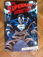 THE SUPERMAN MONSTER NEAR MINT (F42)