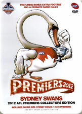 AFL 2012 GRAND FINAL PREMIERS SYDNEY SWANS - COLLECTORS TIN