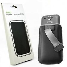 GENUINE HTC WILDFIRE, WILDFIRE S PULL UP CARRY CASE POUCH PO S530