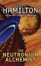 The Neutronium Alchemist (Night's Dawn Trilogy),Hamilton, Peter F.,Excellent Boo