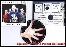 """MIDNIGHT OIL """"20000 Watt RSL"""" (CD) 1997"""