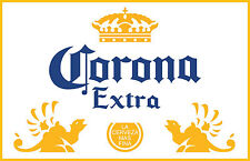 "Corona Extra Vinyl Sticker Decal 10""  (full color)"
