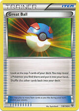 Pokemon XY Great Ball 118/146 Uncommon Trainer Card
