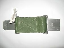 LBV US Military Surplus OD Green Web Pistol Utility Equipment Belt Extender SD