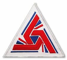 "USCSS NOSTROMO Crew Uniform Patch ""UK TERRITORIES UNION JACK"" - ALIEN / ALIENS"