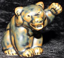 "ROYAL COPENHAGEN FIGUR #21433  ""BROWN BEAR PAW UP"" TOP 1. WAHL  Bing Grondahl"