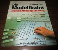 Wolfgang Horn - Modellbahn - Digitale Mehrzugsteuerung > Top