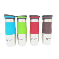 Kaffeebecher Coffee to go Thermo-Becher Edelstahl Isolierbecher 480 ml CB5312