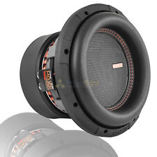 "Memphis Audio MJM844 8"" Dual 4 Ohm 900W RMS Car Audio Subwoofer DVC MOJO Series"